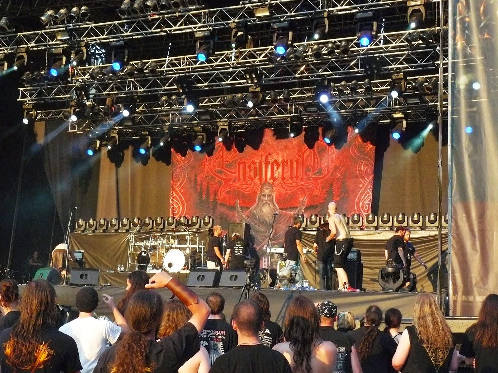 Ensiferum - Metaldays
