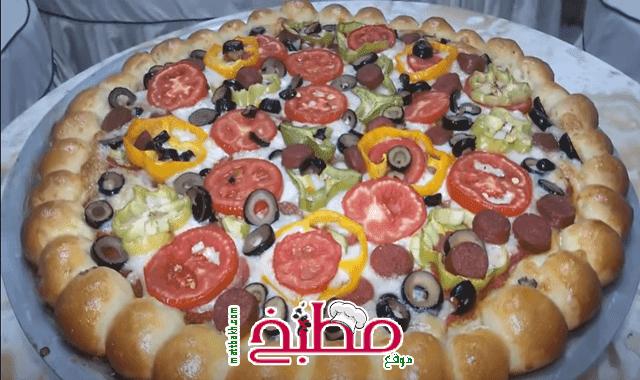 مطبخ ساسى البيتزا