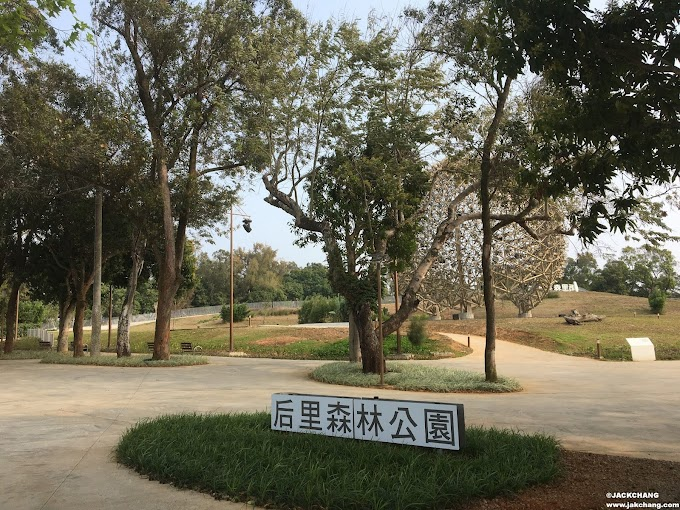 Travel in Taichung,Flower Expo Houli Forest Park, reopened and transformed into a large park