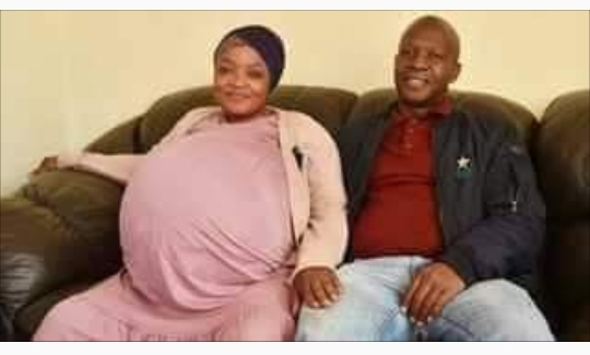 HAIBO: THE FATHER OF TEMBISA 10 CHEATED ON HIS WIFE AND MADE 10 BABIES WITH MAKWAPENI
