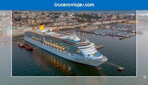 Costa Cruceros revisa su programa para invierno 2020/21