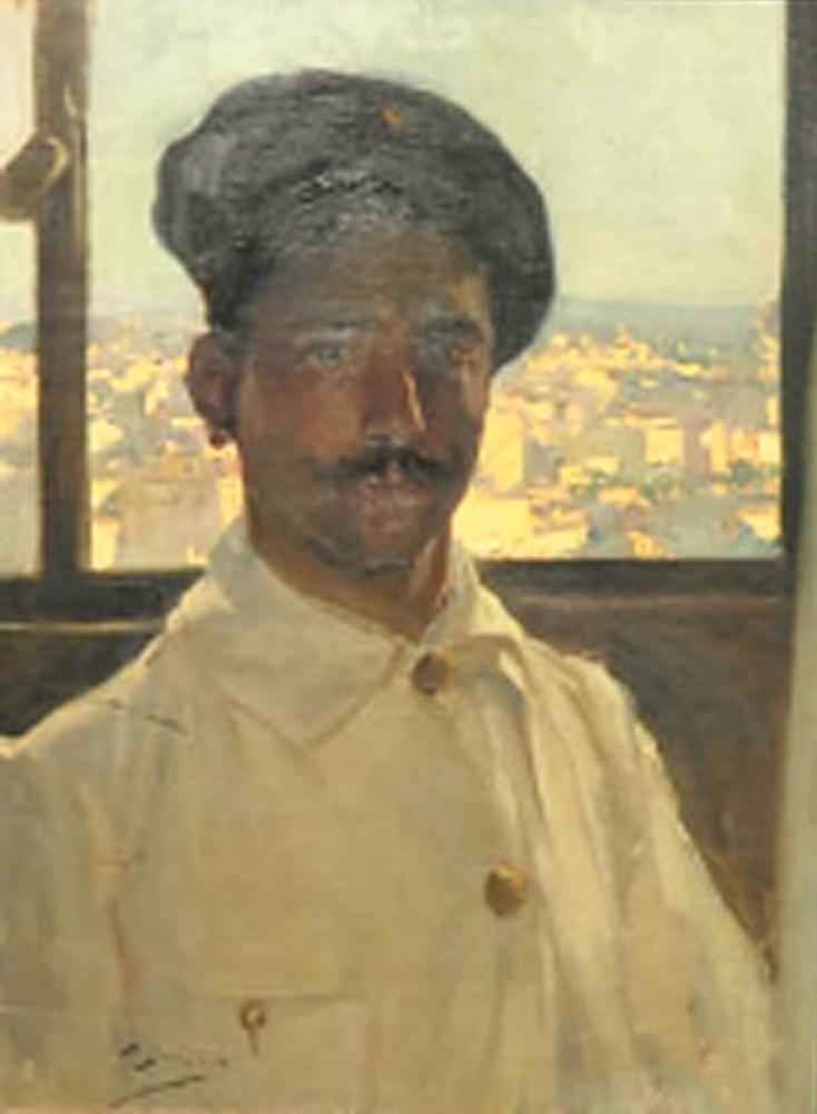 Manuel Benedito Vives, Galería de autorretratos, Pintor español, Pintura española,  Pintores Realistas Españoles, Galería de retratos Figurativo