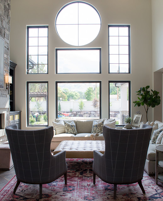 The Parade of Homes Banbury Park Manor by The Black Goose Design