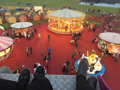 Leeds castle christmas markets maidstone