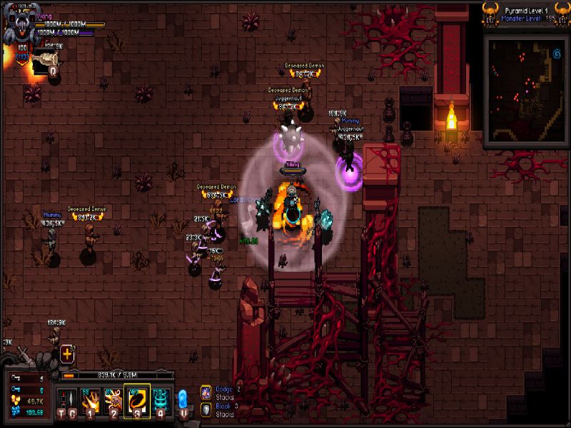 Hero Siege Highly Compressed Free Download