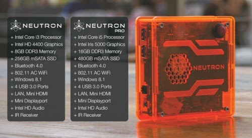 Neutron, Komputer Windows Portable Paling Kecil