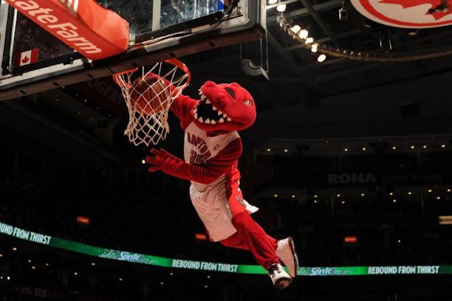 Toronto Raptors Mulai Latihan