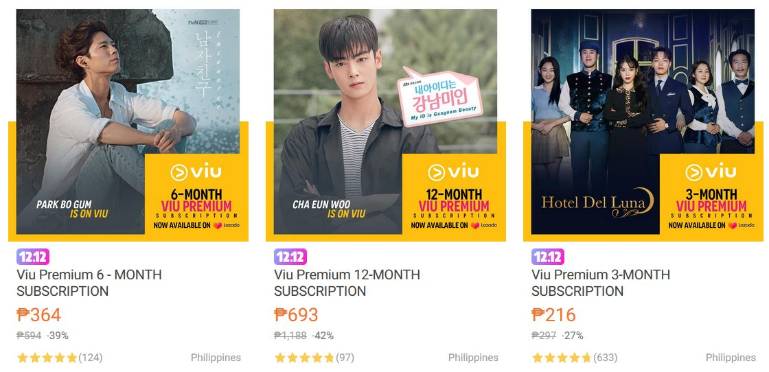 How to Save on Viu Premium subscription