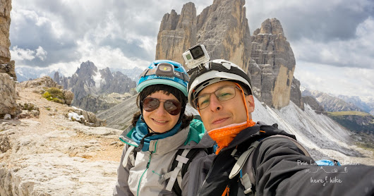 The Best Via Ferrata in the Dolomites: Tre Cime di Lavaredo - Pure Awesomeness!