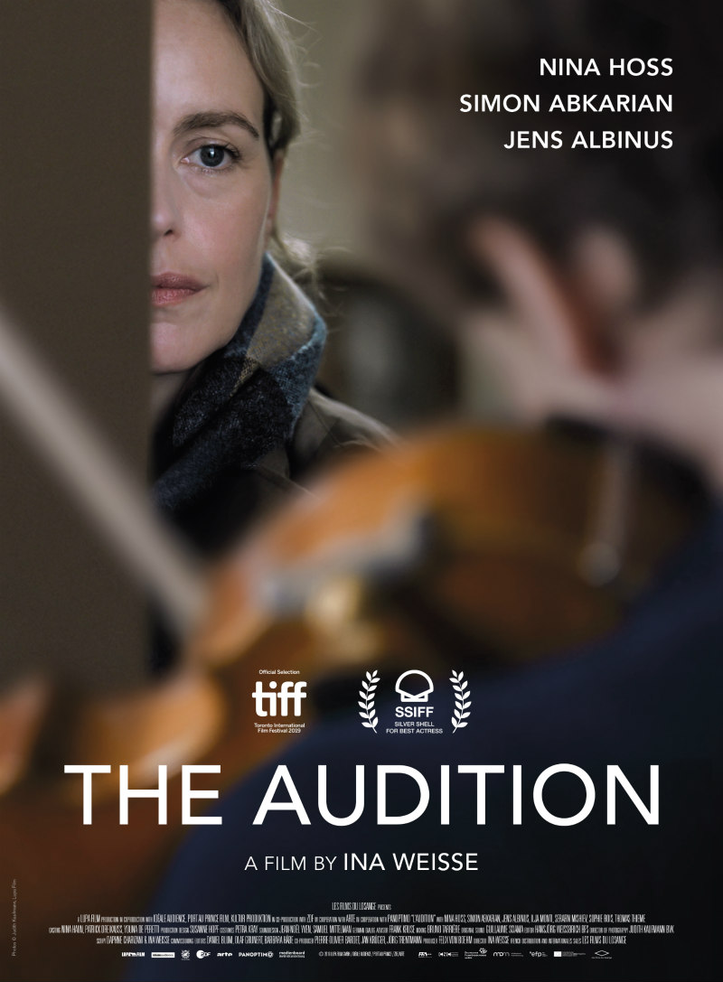 the audition film poster