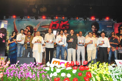 Dhada Audio Function Photos