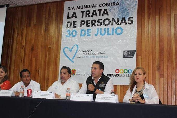 TODO EL PESO DE LA LEY CONTRA QUIENES COMETAN EL DELITO DE LA TRATA DE PERSONAS: PRIMER REGIDOR
