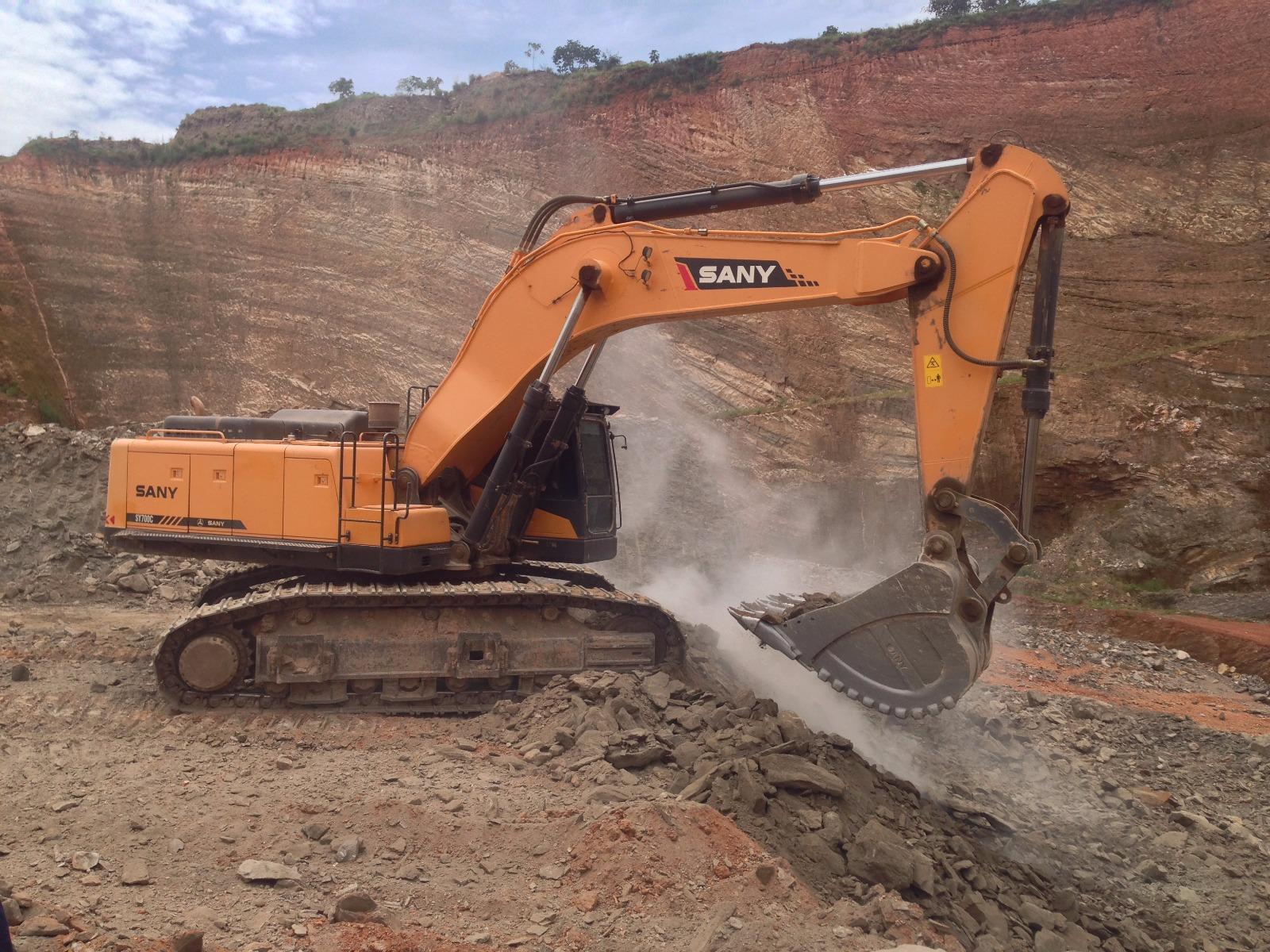 Sany Excavator