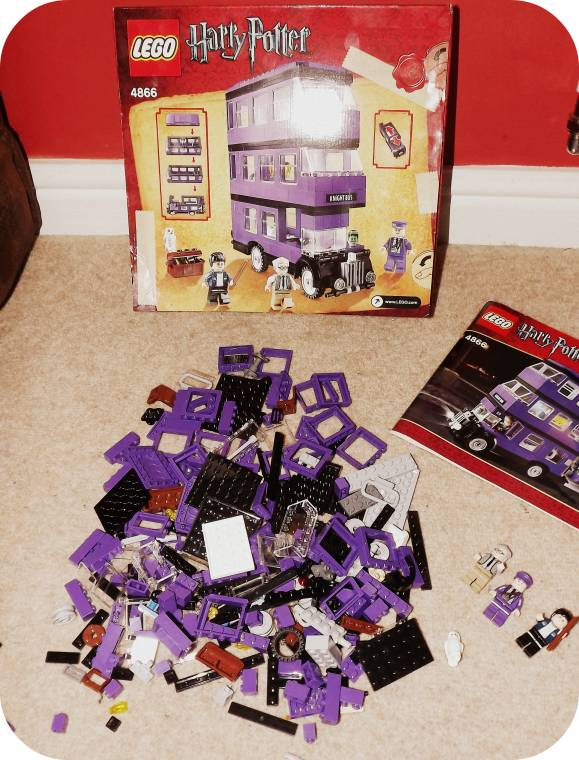Harry Potter Lego – The Night Bus Review From Littlewoods Review.