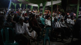 Haul Makam Syeh Quro di Hadiri Ribuan Jama'ah