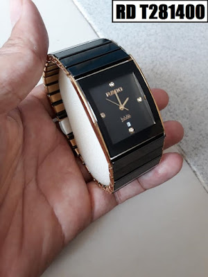 đồng hồ nam mặt vuông, đồng hồ nam mặt chữ nhật RD T281400