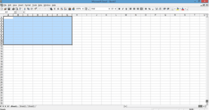 MS Excel 2000