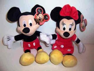 Gambar Boneka Mickey Mouse Lucu 5