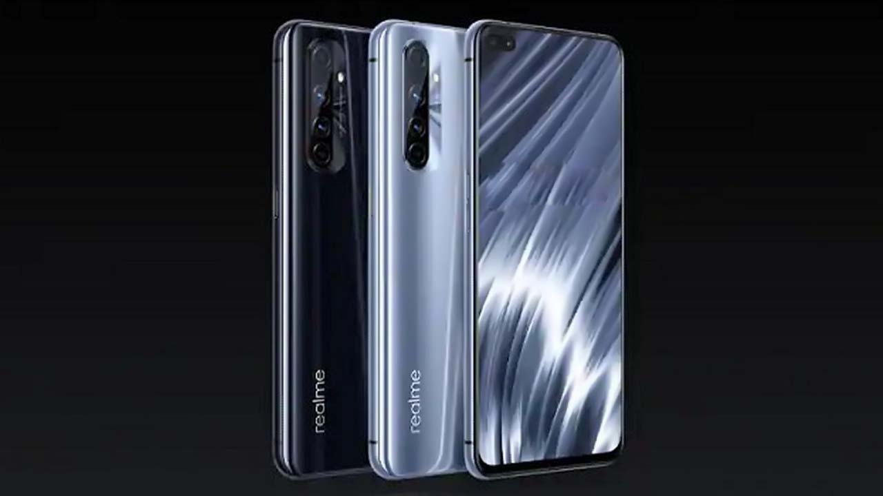 Realme Luncurkan Ponsel Gaming X50 Pro Player Edition