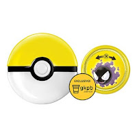 Pokémon McLanche Feliz Gastly