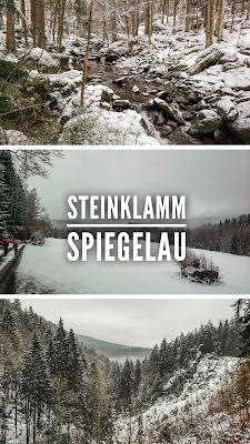 Steinklamm Spiegelau | Wandern Bayerischer Wald | Kurze Wanderung in Ostbayern | Klamm Bayern | Wandern-Bayerischer-Wald