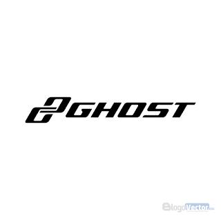 Ghost bike Logo vector (.cdr)