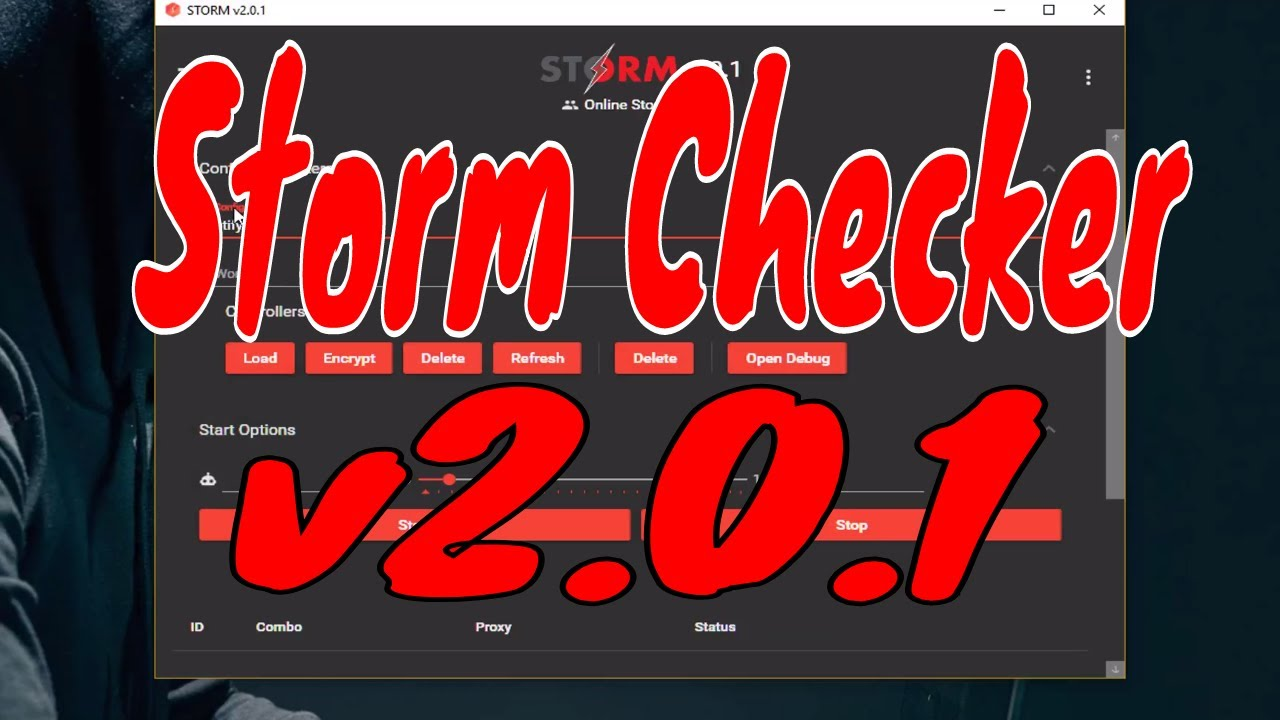 DOWNLOAD Storm Latest version: 2 5 1 1 | BY AHMEDSWAILM - Crackers