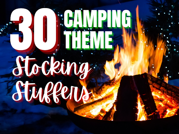 Camping Theme Stocking Stuffers