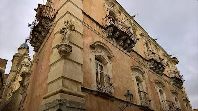 Palazzo Cosentini, Ragusa Ibla.