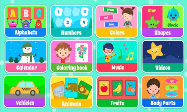 تعليم الانجليزي للاطفال المبتدئين:أفضل طريقة تعليم اللغة الانجليزية للأطفال