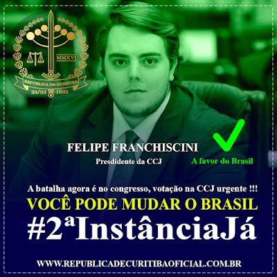 #2ªInstânciaJá - Lula e seus comparsas voltarão em breve para cadeia, entenda o por quê?
