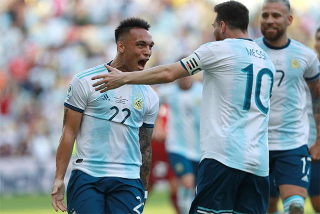 Brazil đại chiến Argentina bán kết Copa America: 2 SAO lạ lu mờ Messi, Coutinho là ai?