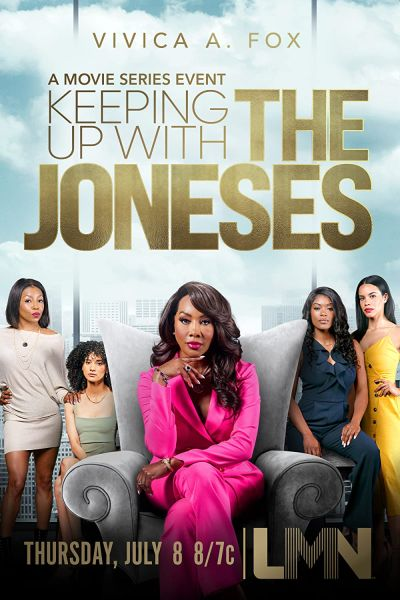 Keeping Up With the Joneses 2021