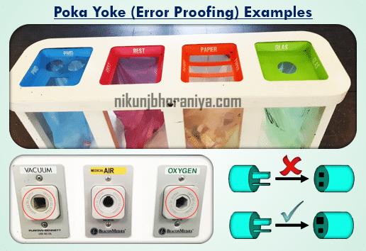 Poka Yoke Examples