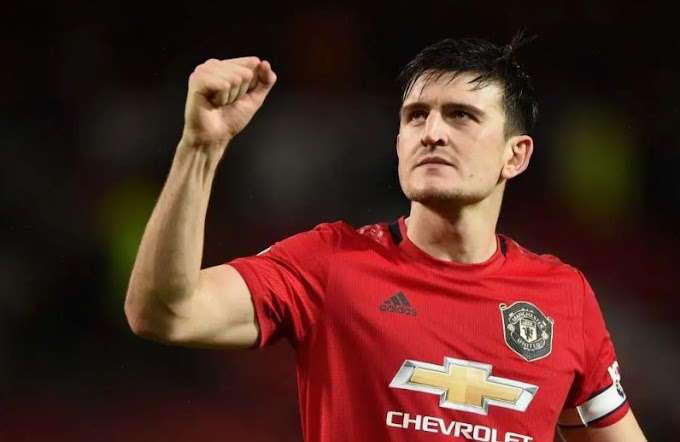 Harry Maguire To Pay £90,000 To Avoid 3-Year Prison Sentence (See Details)