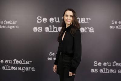 Débora Falabella é Isabel Marques Torres e falou como é contracenar mais uma vez com o parceiro Murilo: 'Acaba sendo mais um desafio, trabalhar com quem gosta e com quem admira é muito bom'
