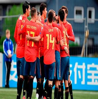 التشكيل المتوقع لمباراة اسبانيا ضد السويد بدون تقطيع