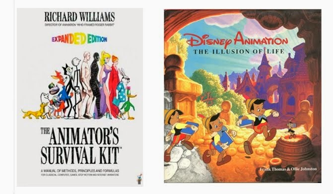 Animation Books - Suggested Reading