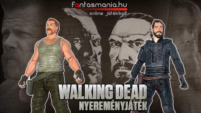 The Walking Dead nyereményjáték - by Fantasmania