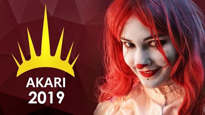 Cosplay desde Akari Fest 2019