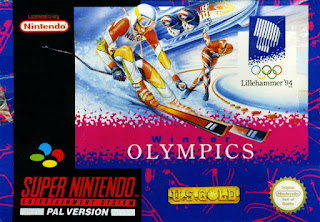 Winter Olympic Games: Lillehammer 94 (BR) [ SNES ]