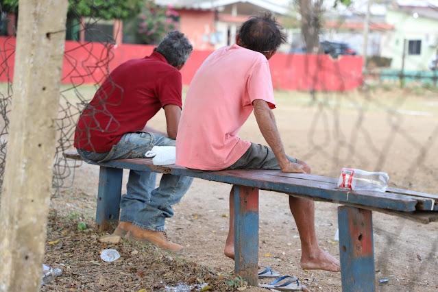Prefeitura de Porto Velho vai realizar censo de pessoas em situação de rua.