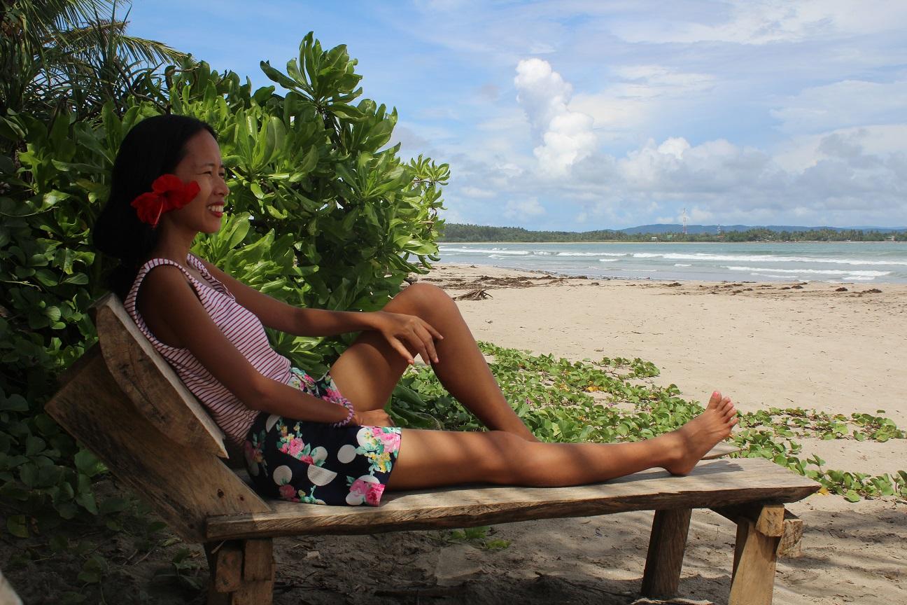 lola sayong surf camp in gubat sorsogon