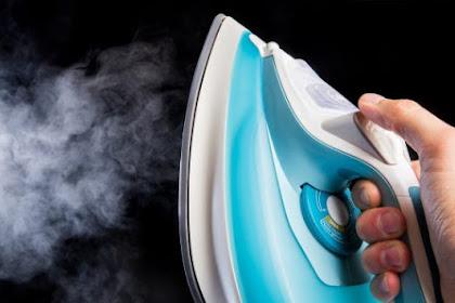 Cara memperbaiki setrika mati dan tidak mau panas