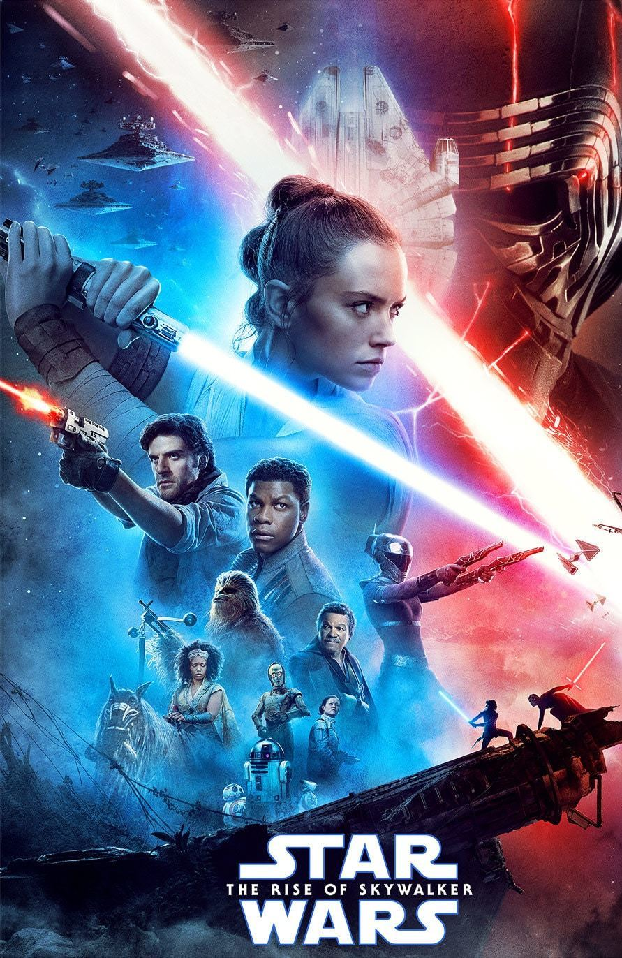 Star Wars: The Rise of Skywalker [2019] [DVD9] [NTSC] [Latino]
