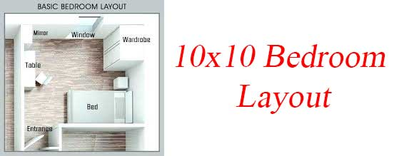 10x10 Bedroom Layout - Bedroom Decorating ideas - My ...