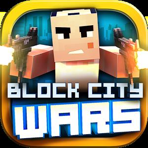 لعبة Block City Wars v 6.7.1 مهكرة للاندرويد
