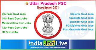 uttar-pradesh-psc-recruitment-uppsc-indiajoblive.com
