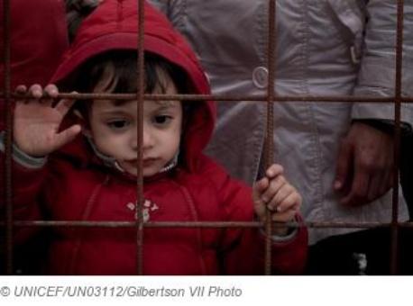Desaparecieron 10 mil niños refugiados y Europa los ignora