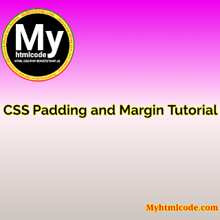 CSS Padding and Margin Tutorial
